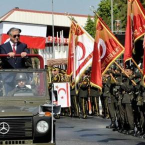 Κατεχόμενα: Τουρκικές δυνάμεις επιπέδου σώματος στρατού & αεροναυτικήβάση