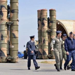 Ρωσικό ΜΜΕ: «Οι ελληνικοί S-300 ενεργοποιήθηκαν κατά τουρκικώνμαχητικών»