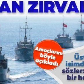 Τουρκική SABAH: Θρασύς & αυθάδης ο Έλληνας ΣΕΑ αντιναύαρχος Αλ.Διακόπουλος!
