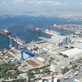Ισκάνταρ Σάφα: ΔΕΝ εγκαταλείπω τον Σκαραμαγκά! Η Ελλάδα μέσα στη ναυπηγική βιομηχανία τηςΕΕ