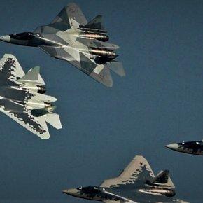 Μαχητικό Su-57: «Άμεσα παραδοτέο στην ελληνική Πολεμική Αεροπορία αν το επιθυμεί» λένε πηγές τηςROSTEC