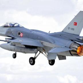 Σε »βραχυκύκλωμα» οι τουρκικές ΕΔ: »Γυμνά» τα F-16 Προσλαμβάνει λομπίστες ο Ερντογάν με σκοπό να ασκήσουν πιέσεις στουςΓερουσιαστές