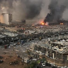 Λίβανος: Ισχυρή έκρηξη στη Βηρυτό με δεκάδες τραυματίες –Βίντεο