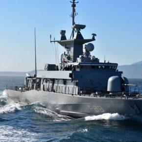 «Νέες δομές» στις ΕΔ: Ο «Στόλος της Μεσογείου» και ο Ναύσταθμος τηςΚρήτης