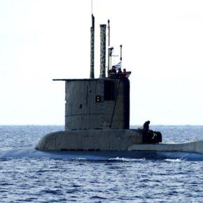 FAZ για υποβρύχια: Οι Έλληνες υπερέχουν κάτω από τηθάλασσα