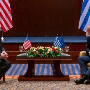 Κοινή δήλωση Αθήνας – Ουάσινγκτον: Αυτές είναι οι στρατηγικές προτεραιότητες των ΗΠΑ στηνΕλλάδα