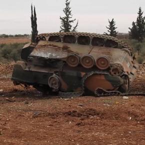 Πανωλεθρία για την Άγκυρα: Ο Άσαντ»σφυροκοπά» τον τουρκικό στρατό στηΣυρία