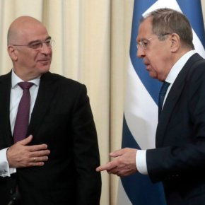 Μπαίνουν στο παιχνίδι και οι Ρώσοι: Επικοινωνία Δένδια – Λαβρόφ – Έρχεται στην Αθήνα αρχέςΝοεμβρίου