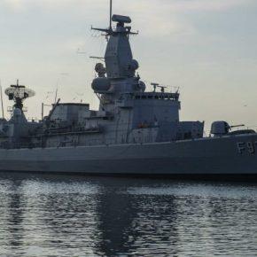 Πομπέο: Το USS Hershel «Woody» Williams μόνιμα στηΣούδα