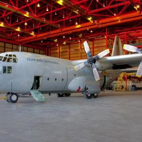 ΕΚΤΑΚΤΟ: Προτεραιότητα η αποκατάσταση των ιπτάμενων μέσων που βρίσκονται στην ΕΑΒ (C-130B/H, Super Puma κοκ) σύμφωνα με τονΥΕΘΑ