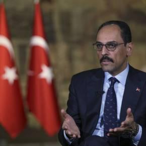 Καλίν: Έτσι θα γίνουν οι διερευνητικές συζητήσεις Ελλάδας και Τουρκίας – Σε τρίαεπίπεδα