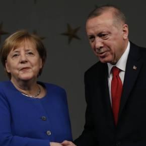Κρίσιμο «ραντεβού» Ερντογάν με Μέρκελ και Μισέλ: «Ξεκλειδώνουν» οι διερευνητικέςεπαφές