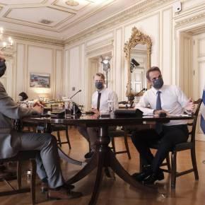 Μητσοτάκης στο υπουργικό: Το αποτύπωμα της επίσκεψης Πομπέο φαίνεται στον εκνευρισμό τηςΤουρκίας