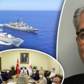 «Η Τουρκία δεν μπλοφάρει, είναι έτοιμη γιαπόλεμο»!