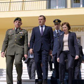 Παναγιωτόπουλος στο Economist: Επενδύσεις στον τομέα της Άμυνας σε δύοπτυχές