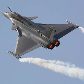 Rafale: Στα… γαλανόλευκα τα πανίσχυρα γαλλικά μαχητικά – Ο τρομακτικός πύραυλος Meteor πουφέρουν