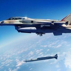 ΑΠΟΚΛΕΙΣΤΙΚΟ: Η ΠΑ κοντά στην απόκτηση Rampage για τα F-16, το αντι-S400 όπλο έρχεται μαζί με τα SPIKE NLOS από τοΙσραήλ
