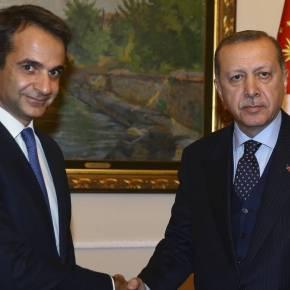 Ανοιχτό το ενδεχόμενο για επικοινωνία Μητσοτάκη –Ερντογάν
