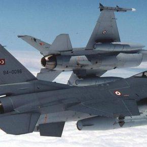"""Άγνωστη ιστορία… Τουρκικό F-16 """"στο χαντάκι"""" μετά από αερομαχία με ελληνικάμαχητικά"""