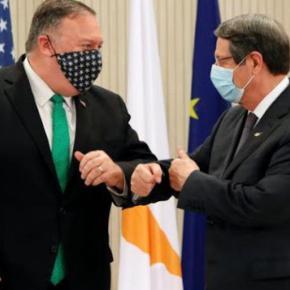 Διαμαρτύρονται οι Τούρκοι για το CYCLOPS – Φόβοι για δημιουργία αμερικανικής βάσης στηνΚύπρο