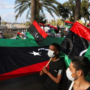 Γυρίζει σελίδα η Λιβύη – Στον αέρα τα σχέδια τουΕρντογάν