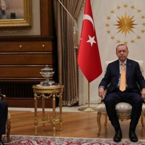 Στόλτενμπεργκ: Αυτά συζήτησε με τον Ερντογάν ώρες πριν συναντηθεί με τονΜητσοτάκη!