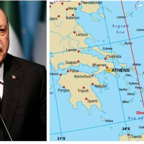 Δραματικές εξελίξεις: Η Τουρκία κόβει το Αιγαίο στη μέση – Το «ύπουλο» σχέδιο που φέρνει…σύρραξη!