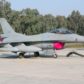 ΟΠΛΙΖΟΝΤΑΙ ΚΑΙ ΤΑ F-16V! Σύμβαση πιστοποίησης του JSOW AGM-154C Block II στα ελληνικάF-16V