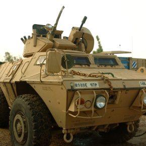 Εξοπλιστικός «πυρετός» και για τον Στρατό Ξηράς – Νέα Τεθωρακισμένα Οχήματα Μάχης για τις Μονάδες Έβρου καινησιών