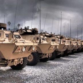 Ο Στρατός παραλαμβάνει τον Δεκέμβριο τα πρώτα 80 θωρακισμέναΜ1117