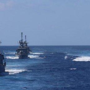 ΕΚΤΑΚΤΟ: Η Ελλάδα εξέδωσε NAVTEX δεσμεύοντας την θαλάσσια περιοχή και εκτός δυνητικής ΑΟΖ νότια της Κρήτης «επ'αόριστον»