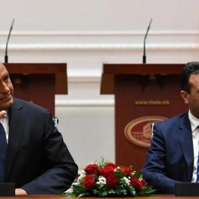 «Μπλόκο» Βουλγαρίας στην ένταξη των Σκοπίων στην Ε.Ε. – Οργισμένος ο Ζάεφ με τονΜπορίσοφ