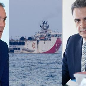 Φίλης-Συρίγος: Δεν αποκλείεται στρατιωτική αντιπαράθεση με την Τουρκία για το ΟρούτςΡέις