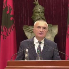 Δηλώσεις Προέδρου Αλβανίας με αφορμή την επίσκεψη του ΈλληναΥΠΕΞ