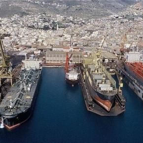 Ραγδαίες εξελίξεις: «Γκαζώνουν» οι Αμερικανοί για τα ναυπηγεία Σκαραμαγκά.Μετά την Ελευσίνα θέλουν να αποκτήσουν και τα ναυπηγείαΣκαραμαγκά