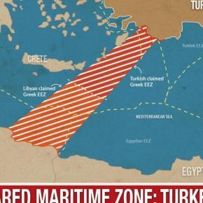 Πρωτοκολλήθηκε στον ΟΗΕ το τουρκολιβυκόμνημόνιο
