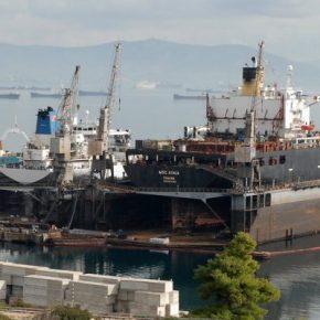 """ΕΞΩΔΙΚΟ – ΕΜΠΛΟΚΗ στη """"διαδικασία εξυγίανσης"""" των ναυπηγείωνΕλευσίνας;"""