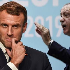 Η Γαλλία διέλυσε τους «Γκρίζους Λύκους» τουΕρντογάν