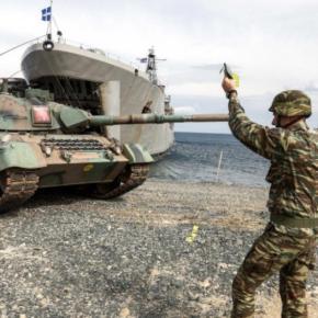 Στέλνει «μήνυμα» η Ρωσία: «Η Τουρκία δεν είναι ικανή να αντιμετωπίσει τακτικέςδυνάμεις»