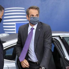 Μητσοτάκης: »Είμαι ικανοποιημένος από το κείμενο συμπερασμάτων!»Επιχείρηση παραπλάνησης του Ελληνικού Λαού για το »Βατερλώ» της ΣυνόδουΚορυφής