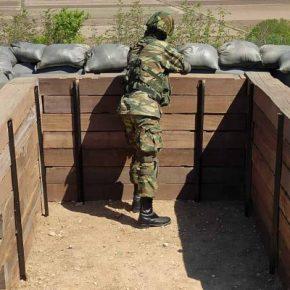Έβρος: Οι Ένοπλες Δυνάμεις κατασκευάζουν εμπόδια και θέσειςμάχης…
