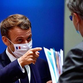 Ελληνοτουρκικά 02.10.2020 – 23:21 Το παρασκήνιο της Συνόδου Κορυφής: Έξαλλος ο Μακρόν που δεν μπήκανκυρώσεις