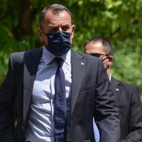 Αυστηρό μήνυμα Παναγιωτόπουλου σε Τουρκία: Κανένας διάλογος – Επιχειρεί να προκαλέσειτετελεσμένα