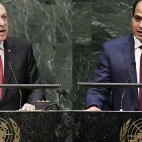 """Ο Σισι στέλνει """"μήνυμα"""" σε Ερντογάν – Επικύρωσε στρατηγική ναυτική συμφωνία με τηνΕλλάδα"""