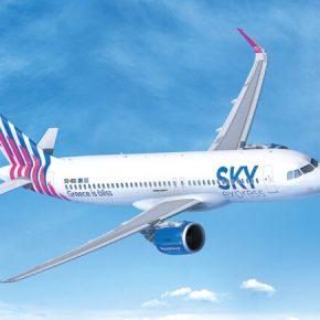 Εξι Airbus A320neo αποκτά η Sky Express αντί 400 εκατ.ευρώ