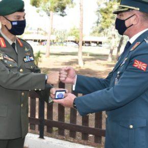 Στρατιωτική συνεργασία Ελλάδας – Δημοκρατίας Βόρειας Μακεδονίας(ΦΩΤΟ)