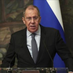 Άμεση αντίδραση Ρωσίας: Έρχεται Αθήνα ο ΣεργκέιΛαβρόφ