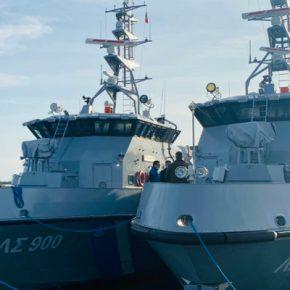 Έρχονται τα 2 απο 4 «CNV P355GR» τα νέα… Περιπολικά σκάφη της ΕλληνικήςΑκτοφυλακής
