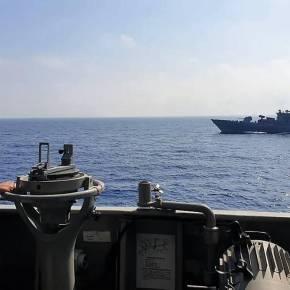 Πολεμικό Ναυτικό: Ο «εφιάλτης» του Ερντογάν! Πλοία και υποβρύχια «κλειδώνουν» Αιγαίο καιΚρήτη