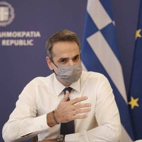 Μητσοτάκης: Η Ελλάδα θα βγει κερδισμένη από την πανδημία -Οι πράξεις της Τουρκίας θα έχουνσυνέπειες